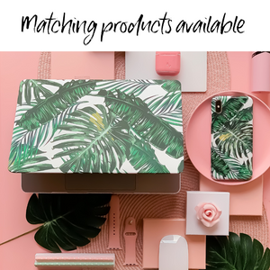 Coconut Lane's Palm Collection - Macbook Case and Phone Case