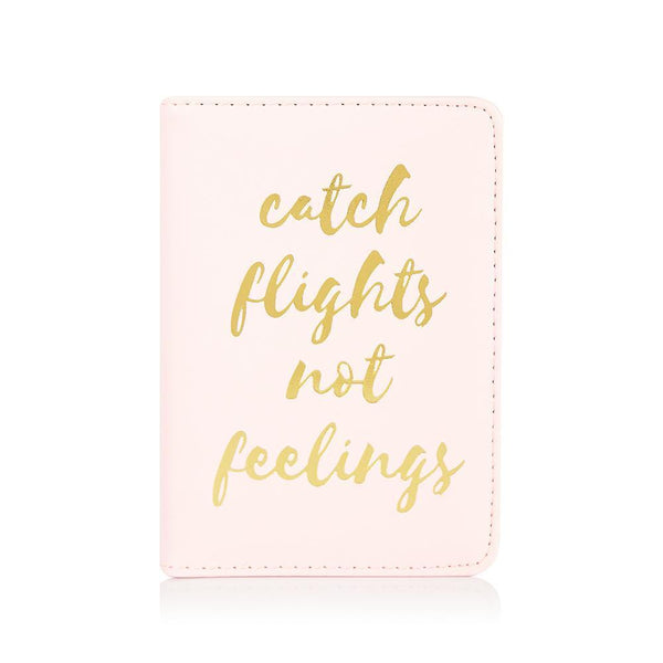 Flights Passport Cover