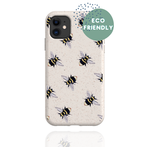 Biodegradable Bee Phone Case