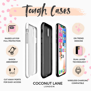 Tough Phone Case - Cow