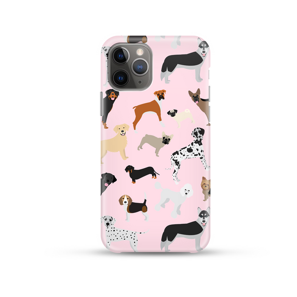 Doggo Phone Case