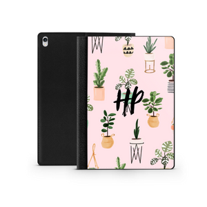 Personalised Ipad Case - House Plants