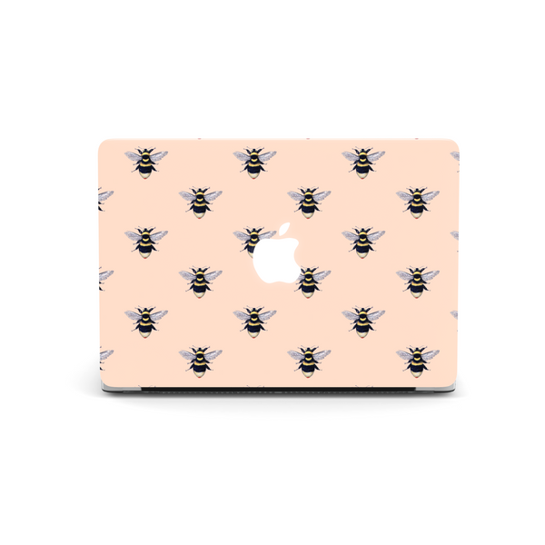 Honey Bee Macbook Skin
