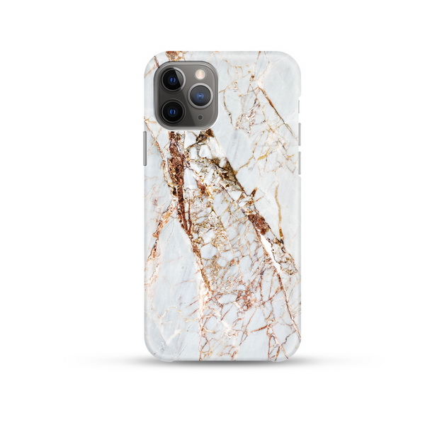Rose Gold Marble Phone Case