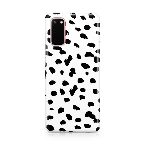 Samsung Phone Case - Monochrome Spots