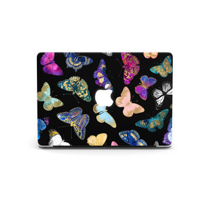 Butterflies Macbook Skin