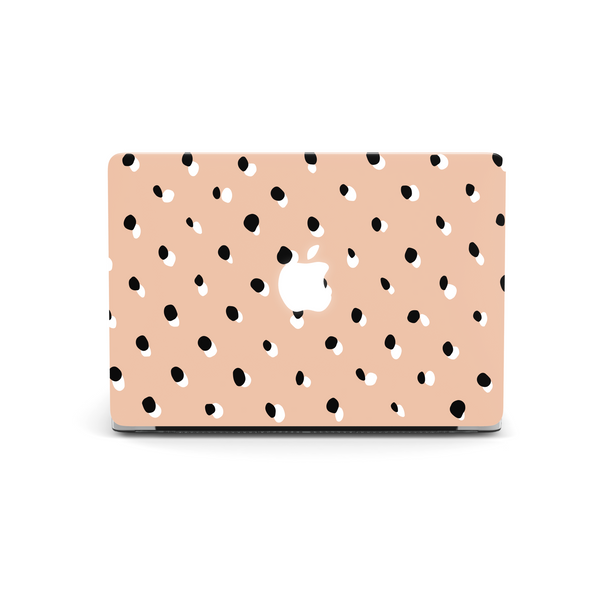Nude Spots Macbook Skin