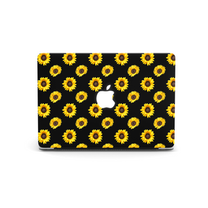 Sunflowers Macbook Skin