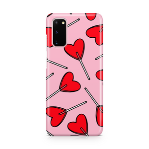 Samsung Phone Case - Candy Hearts