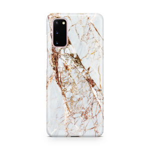 Samsung Phone Case - Rose Gold Marble