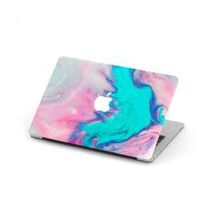 Aqua Splash Macbook Skin