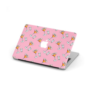 Coconut Lane's Passion Fruit Martini Macbook Skin