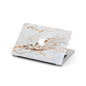 Rose Gold Marble Macbook Skin