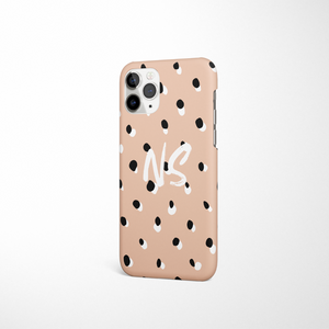 Personalised Phone Case - Nude Spots