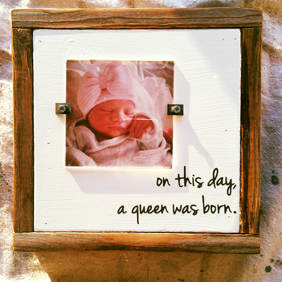 On this day a queen was born.
