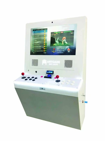 Artcade Wall Mounted Arcade Machine (2020 Design!)