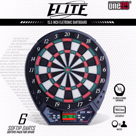Elite Electronic Dartboard