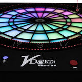 H3L VDARTS LED DARTBOARD (NEW!)
