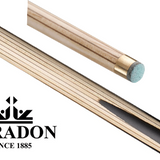 Peradon Newbury (Maple Shaft with Walnut Inlay)