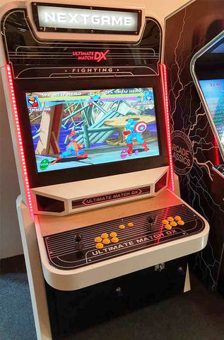 Next Game Ultimate DX Arcade Machine (New!)