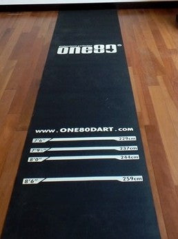 One80 High Quality Rubber Mat