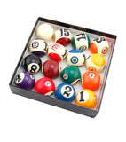 American Pool Balls - Double Layer Style - BilliardCuesOnline