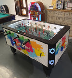 Goal Live Arcade Soccer Foosball Table (Coin-operated / Free-play)
