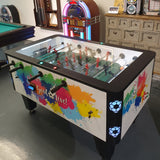 Goal Live Arcade Soccer Table (Coin-operated / Free-play)