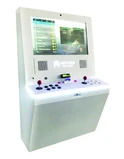 Artcade Wall Mounted Retro Arcade Machine Customisable
