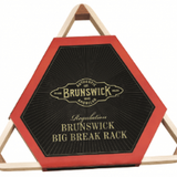 Brunswick Big Break 9 Ball Rack For 2 1/4