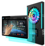 VDarts Mini Plus Global Online Dart Machine - BilliardCuesOnline