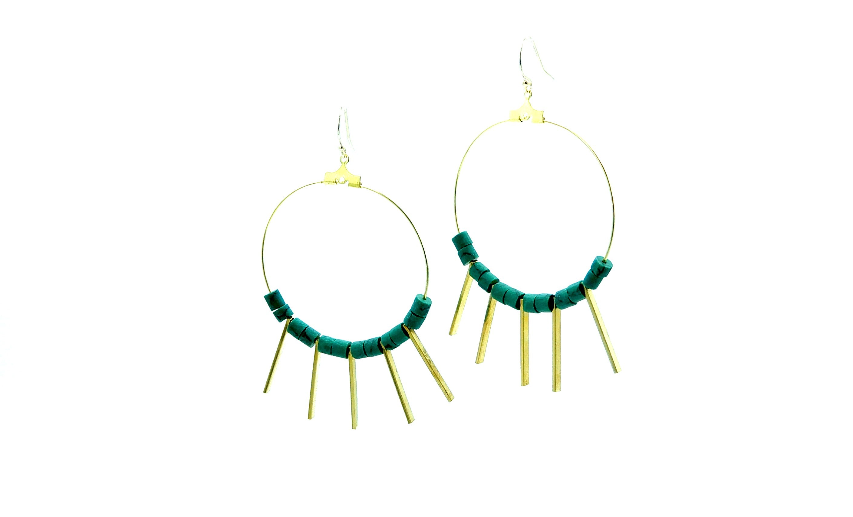 Shani Earrings - Shop At Frank