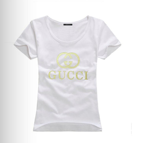 ada3d7f6 GG style Short Sleeve T-Shirt for women in four sizes