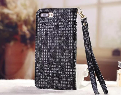 premium selection 9f122 0e559 Michael Kors MK iPhone X,6/6s,6Plus/6sPlus,7/7 Plus,8/8 Plus leather ...