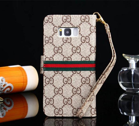 buy online 09f35 1d356 Gucci case Gucci Samsung galaxy leather wallet case cover