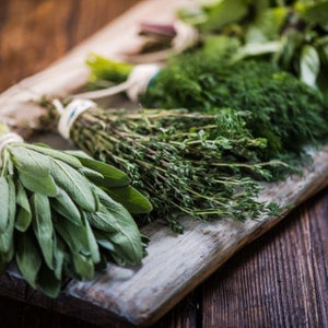 Grow Your Own Nutrients and Eat Them Too!: Health Benefits of Culinary Herbs