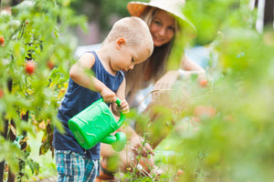 Gardening for Children: Teaching Your Kids How to Garden