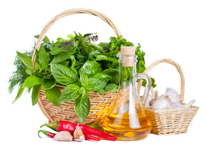 Make Your Own Oils Using Fresh Herbs