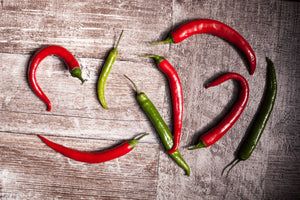 5 Major Benefits of Hot and Spicy Peppers