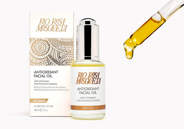 NEW Antioxidant Facial Oil available now!