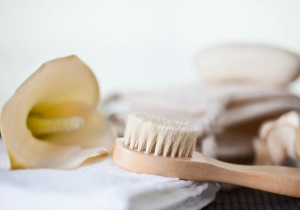Body brushing: the benefits