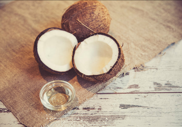 The skincare benefits of coconut oil