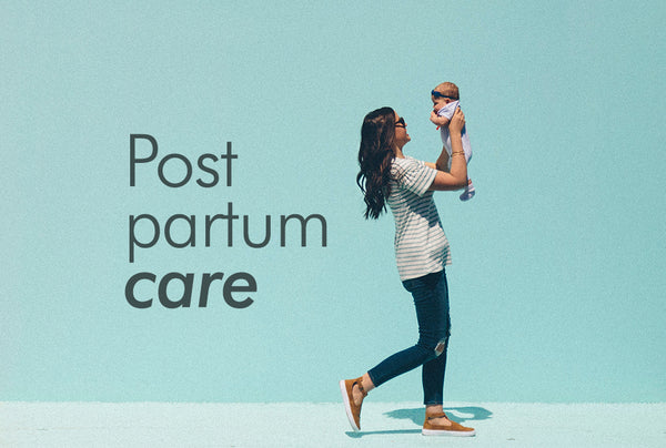 Postpartum self-care tips for the natural mama