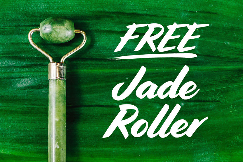 Get your hands on a FREE jade roller!