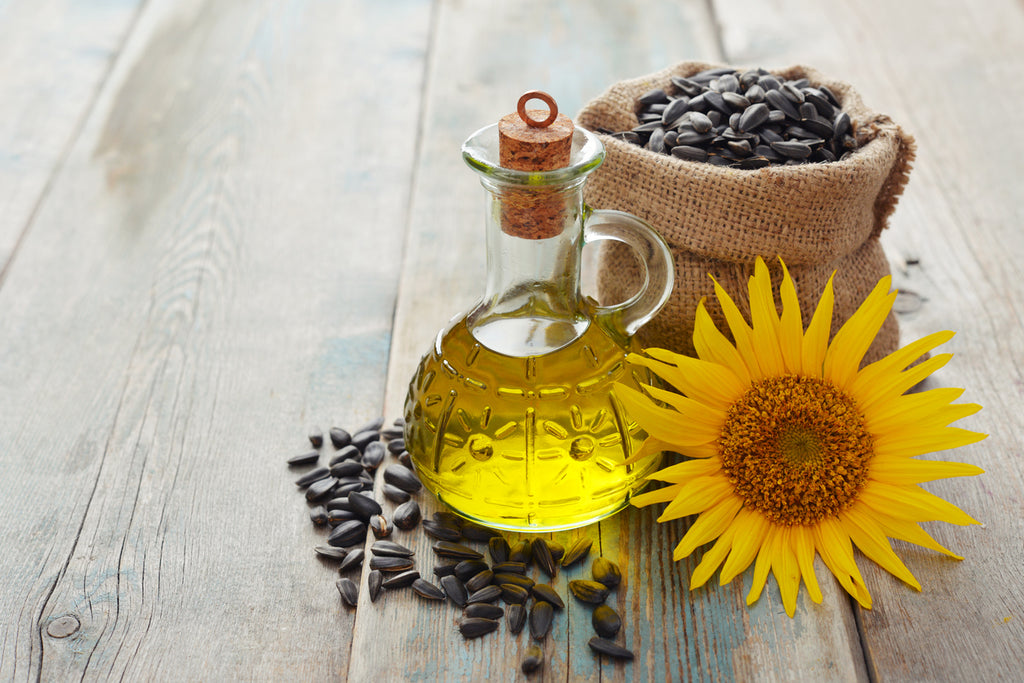 Sunflower Seed Oil (Helianthus annuus)