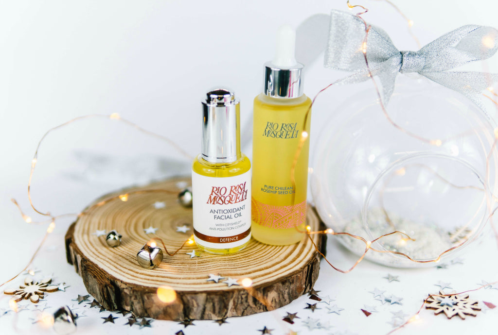 Wrap up Christmas with our natural skincare gift ideas