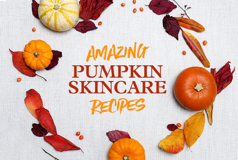 Amazing pumpkin skincare recipes to try this Halloween