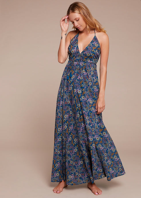 Venus Cotton Long Dress