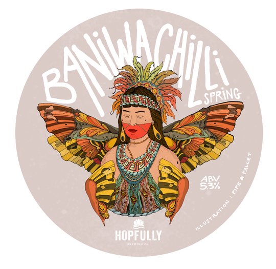 Baniwa Chilli Series - Spring Beer