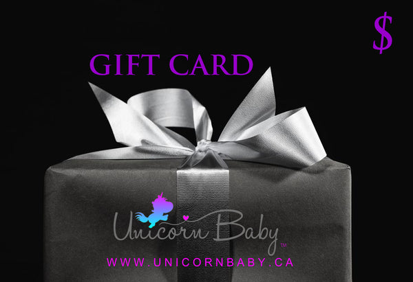 Unicorn Baby Gift Cards